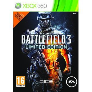 Battlefield 3   Limited Edition [PEGI]: Xbox 360: Games