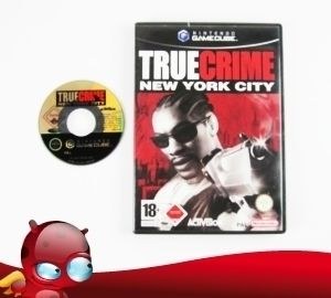 Nintendo Gamecube Spiel TRUE CRIME   NEW YORK CITY OVP + Anl. ( USK 18