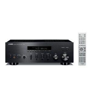 Yamaha R S700 Stereo Receiver schwarz Elektronik