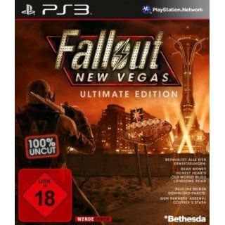 Fallout New Vegas Ultimate Edition   uncut PS3: Elektronik