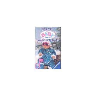 Sing mit Baby Born, Cassetten, Tl.2, Weihnachtszeit, 1 Cassette