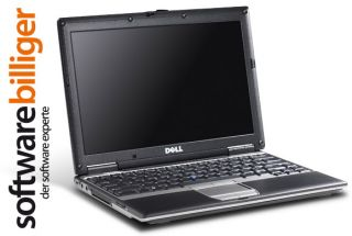 Dell Latitude D420 Laptop Intel Core Duo 1.2GHz 1GB DDR2 60GB 12 Zoll