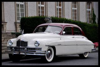 PACKARD Super Eight DeLuxe (Modelljahr 1949)luxuriöser US