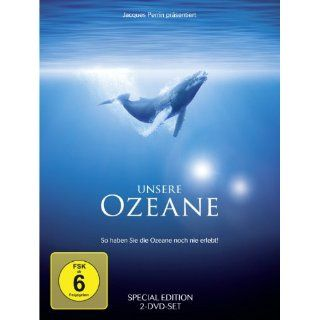 Unsere Ozeane Sonderedition Special Edition 2 DVDs Jacques