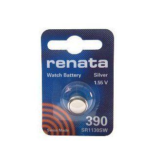 Batterie Silberoxyd Renata 390, 1er Elektronik