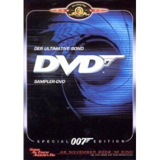 007 James Bond   Der ultimative Bond   Sampler DVD   Special Edition