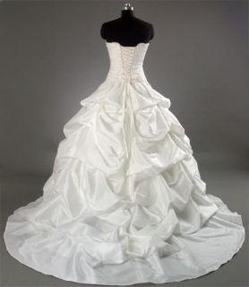 Neu Brautkleid/Hochzeitskleid/Ballkleid/Wedding dress Gr:34/36/38/40