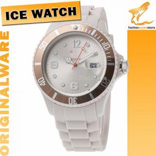 138 ORIGINAL ICE WATCH SI CB B S 09 Sili Creme Brulee Big Uhr Beige