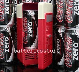 USB Mini Kühlschrank Nevera bebida Cola mantiene fresco