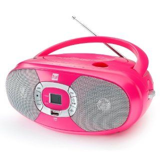 Dual P 390 Portable Boombox (CD Player, Radio UKW/MW