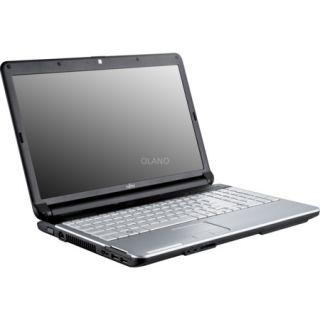Fujitsu Lifebook A530 15,6 Zoll Notebook Laptop schwarz/silber