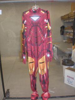 Ironman Iron Man Tony Stark Kostüm Deluxe Helm Maske Anzug Handschuhe