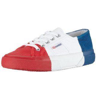 Superga 2750 Cotu Flag France S002610, Unisex   Erwachsene Sneaker
