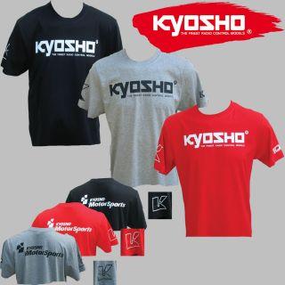 KYOSHO T Shirt   NUR Hier   Exclusiv im TQ Speed Shop