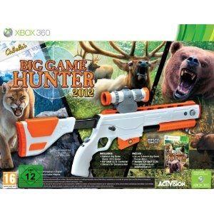 Cabelas Cabelas Big Game Hunter 2012 mit Gewehr   Xbox 360 Spiel