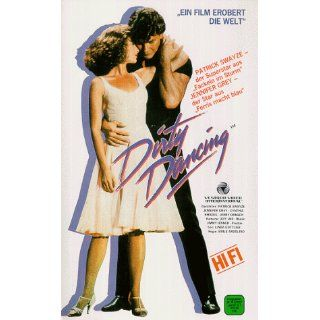 Dirty Dancing [VHS] Jennifer Grey, Patrick Swayze, Jerry Orbach, John