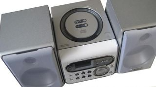 AEG Stereo Musik Anlage CD Player Radio  USB SD