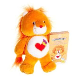 Care Bears / Glücksbärchis   Care Bear Cousins   BRAVE HEART LION