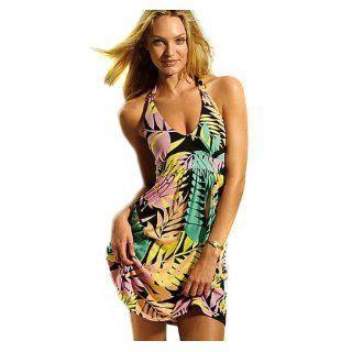 Neckholder Kleid Sommerkleid Satin Chiffon Weitere Artikel