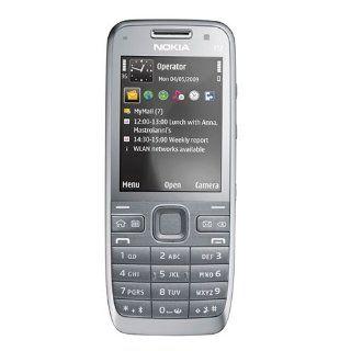Nokia E52 metal grey aluminium (UMTS, GPS, A GPS, WLAN, , Bluetooth