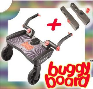 Original Lascal Buggy Board Maxi inklusive Verlängerung