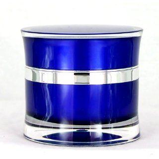 Designer Tiegel Ocean Blau 30ml leer Parfümerie