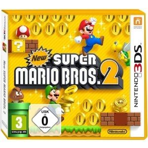 New Super Mario Bros. 2   Nintendo 3DS Spiel   NEU&OVP