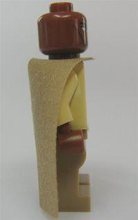 LEGO Star Wars Custom Figur Jedi Mace Windu mit Umhang und