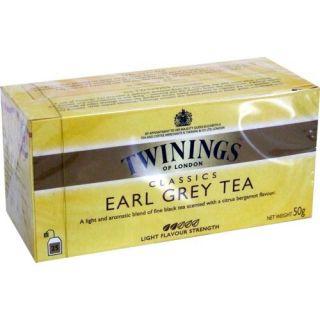Twinings Teebeutel Earl Grey Tea 25 Btl.