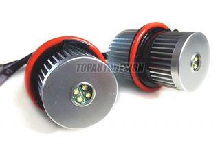 24 Watt LED Angel Eyes Marker + Cree Chip  BMW E39,E87,E60,E63,E64