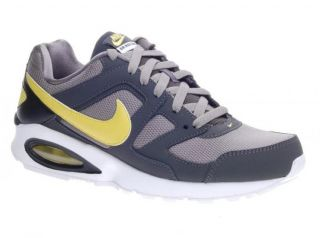 Trainer Boy/Girl NIKE AIR MAX CHASE (GS) Grau Gelb 472.582 003