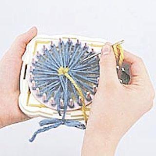 Clover HANA AMI Flower Loom Blumen Loomgerät