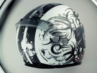 Helm Shoei XR 1000 ROGUE *UPE 479,95 Farbe weiss/sw Grösse XXL
