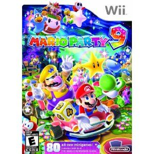BRAND NEW MARIO PARTY 9 NINTENDO Wii TRUSTED U.S. SELLER