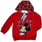 Disney Mickey Mouse Kinder Jungen Kapuzen Sweatshirt Micky Maus Junge