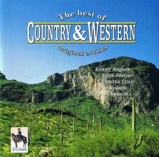 Of COUNTRY & WESTERN Original Artists Neu & OVP (480) ♫♫