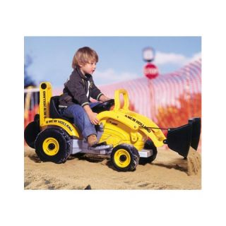 New Holland Backoe Loader baerie Peg Perego rakor
