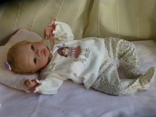 Reborn Baby Doll Isabella   Deluxe and Extensive Wardrobe