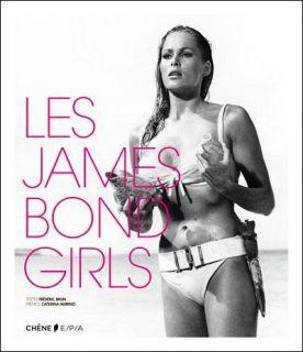 les James Bond girls Brun Frederic Neuf Livre