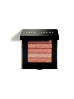 Bobbi Brown Shimmer Brick Compact Nectar Farbpalette