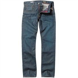 Replay Herren Sakala Slim Fit Jeans Dark Wash