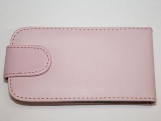 Apple iPhone 3G & 3GS Handy Leder Tasche Pu Leather Case Etui Hülle