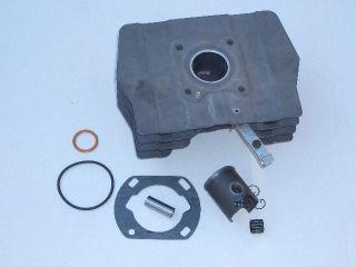 NEU Zylinder Kolben fuer Sachs 506 3 Motor Hercules Mofa Prima GT GX