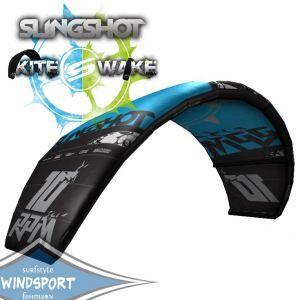 Slingshot RPM 7 komplett mit Bar 2012 Open C Kite *NEU*
