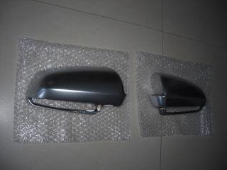 Spiegelkappen Aluminium Audi Original A4 S4 A3 S3 B6 B7 A6 S6 S line