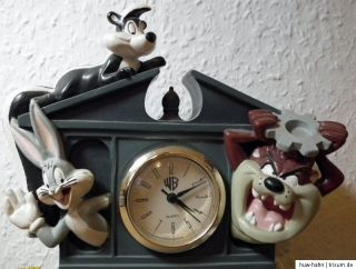 Warner Brothers UHR LOONEY TUNES Bugs Bunny Sylvester Taz Tweety