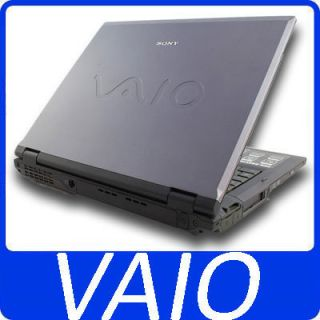 Sony Vaio Laptop, Notebook, PCG GRX516MD, 256MB RAM, P4 M 1.8 GHz, XP