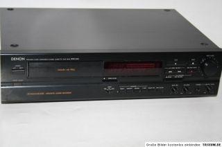 Denon DRS 640 Stereo Cassette Tape Deck