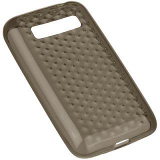 Diamond Design Silikon Case trsp black f LG E510 Optimus Hub Schutz