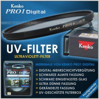 Kenko (Hoya) UV Filter 67mm Pro1D für NIKON DX 18 105